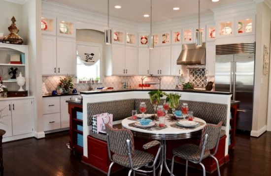 Luxury Kitchen table ideas