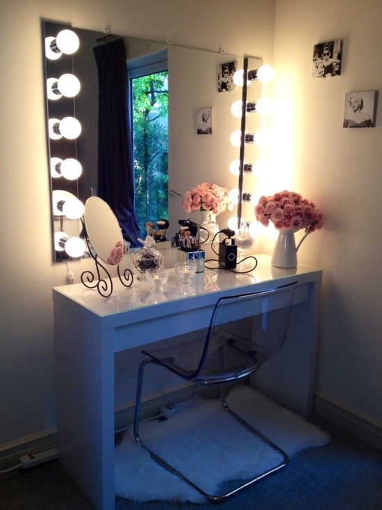 Makeup Dresser Ideas Beauteous 51 Makeup Vanity Table Ideas  Ultimate Home Ideas Decorating Inspiration