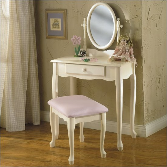 51 makeup vanity table ideas ultimate home ideas for Cute makeup vanity