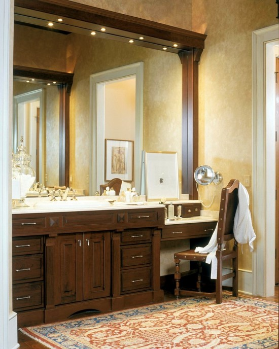 Bathroom Makeup Vanities 51 makeup vanity table ideas | ultimate home ideas