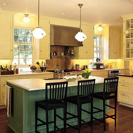 Kitchen Island As Dining Table 50 beautiful kitchen table ideas | ultimate home ideas