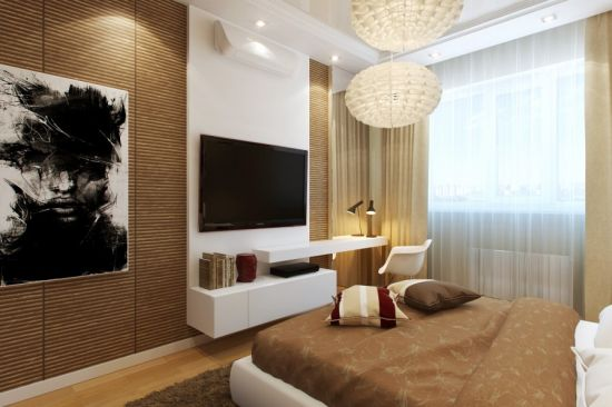 Bedroom Wall Units 55 Cool Entertainment For