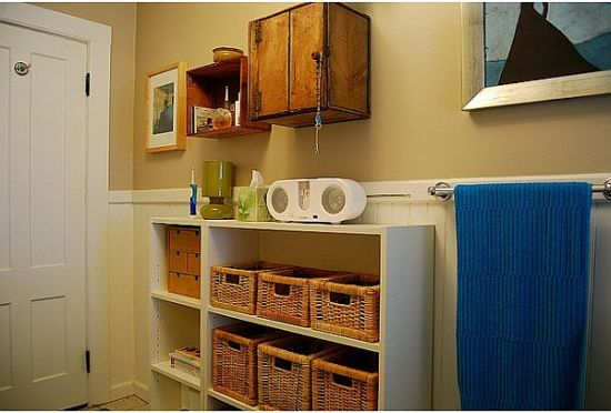 bathroom cabinets with baskets 20 tips for maximizing space in small bathrooms 11404