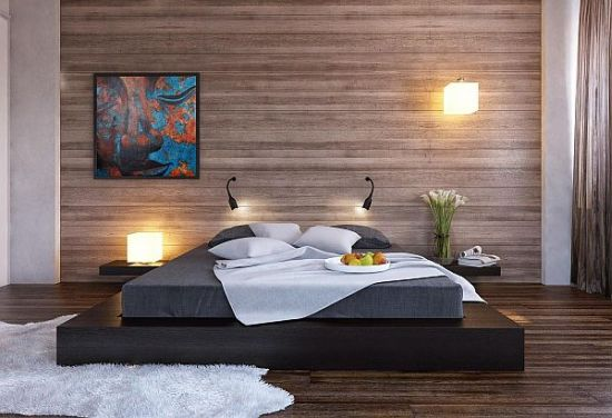 Great Platform Bed Designs