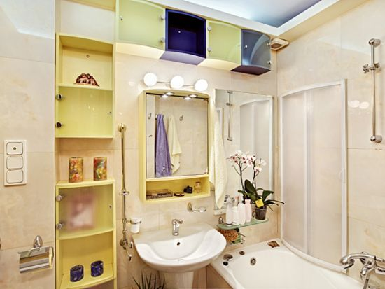 20 tips for maximizing space in small bathrooms - Maximize space in small bathroom ...