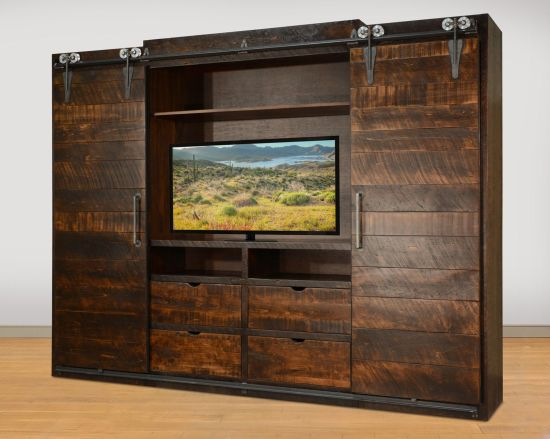 Wooden Wall Units 55 cool entertainment wall units for bedroom