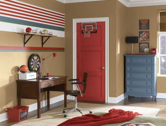 50 sports bedroom ideas for boys | ultimate home ideas Themed Childrens Bedrooms