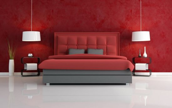 Great Platform bed design