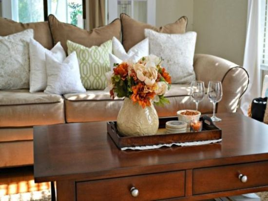 Awesome Centerpiece Ideas For Living Room Table Concept