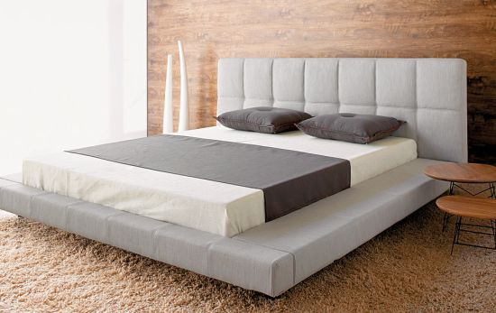 low platform bed design idea modern platform bed - Bed Design Ideas