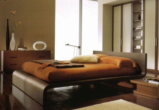 Beautiful Platform Bed Design