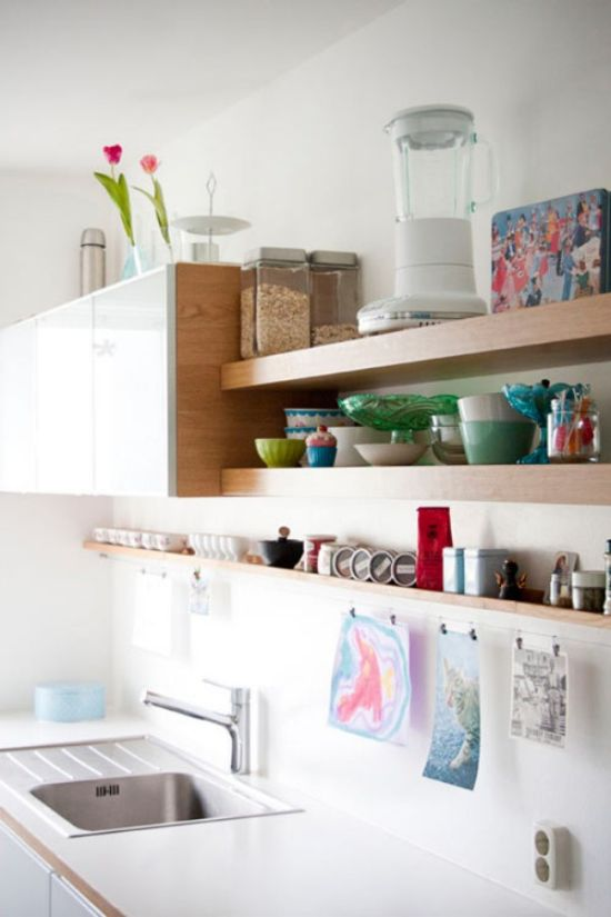 21 clever ways to maximize kitchen cabinet storage - Ways of creating more storage space in your home ...