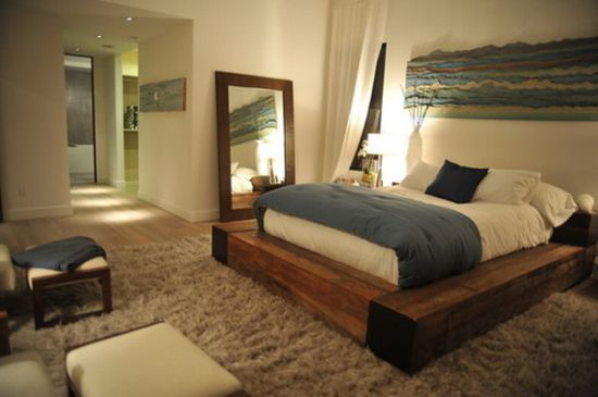 Great Modern Platform Bed