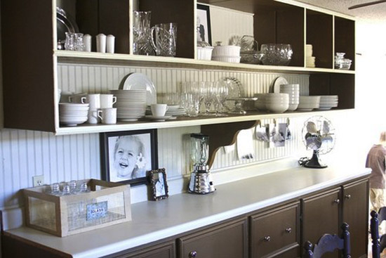open cabinets kitchen ideas 21 clever ways to maximize kitchen cabinet storage 24057