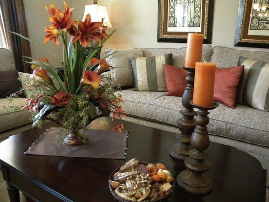 51 living room centerpiece ideas ultimate home ideas for End table decorating tips