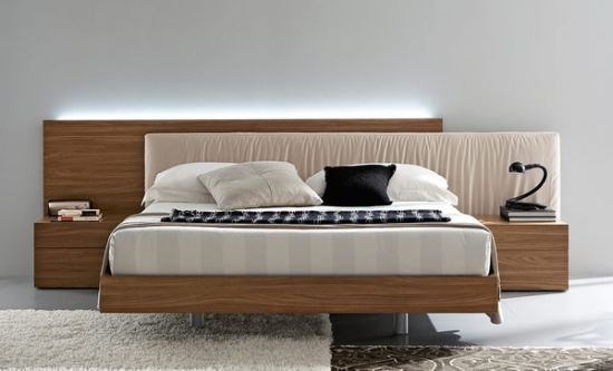 Fancy Modern Platform Bed