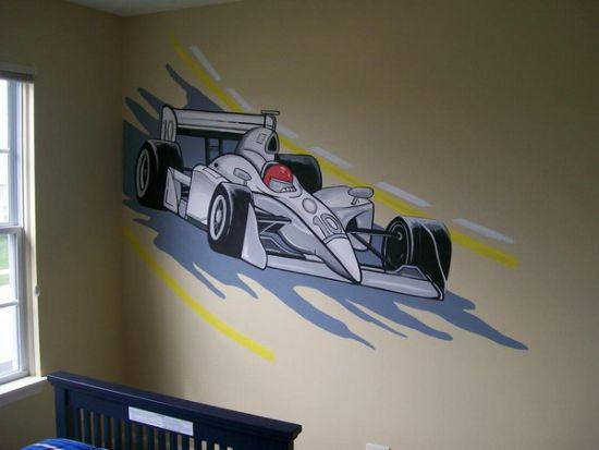 Sports Bedroom Ideas