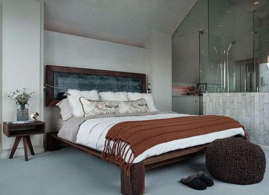 Elegant Platform bed design