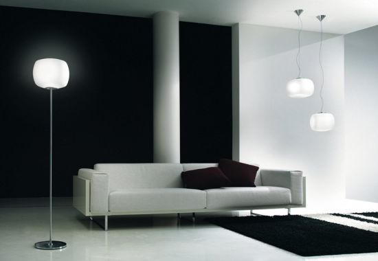 Standing floor lamp idea for modern living room Floor Lamps