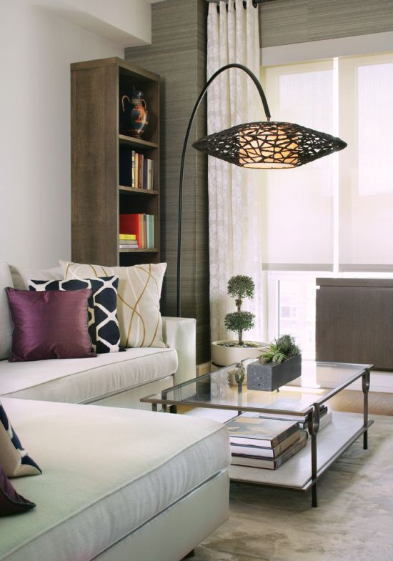 ideas for living room lighting plain ideas floor lamp designs