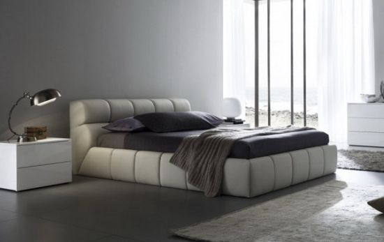 Beautiful Modern Platform Bed