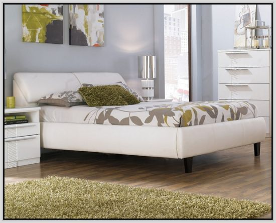 Beautiful Platform Bed