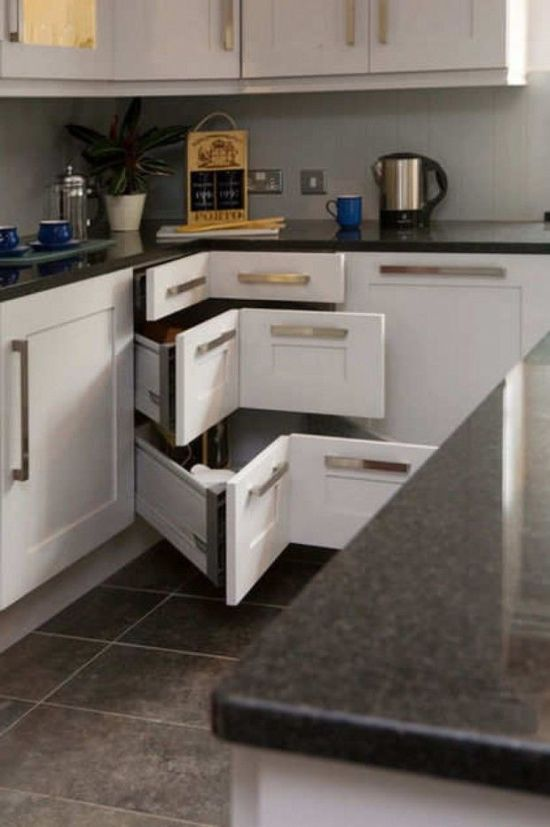 kitchen cabinet storage - Functional Kitchen Cabinets