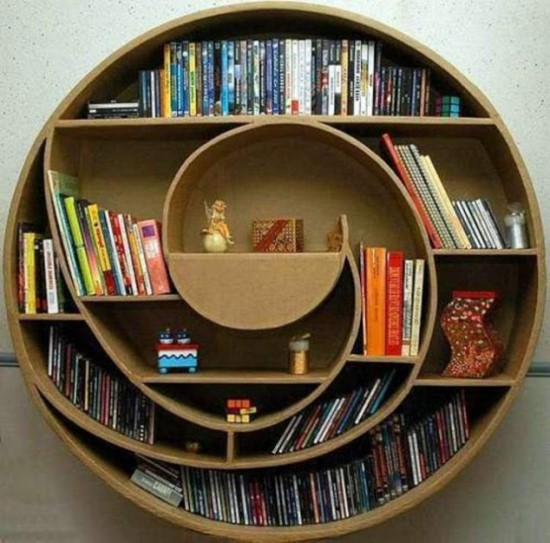 Creative Bookshelf Design : Creative diy bookshelf ideas ultimate home