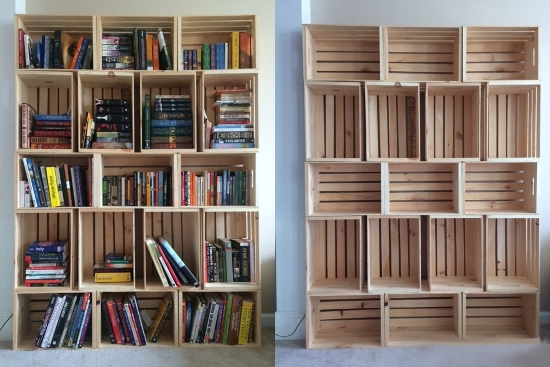 Bookshelf Ideas DIY