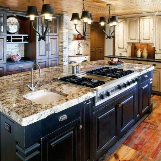 Kitchen Island Ideas With Range 55 incredible kitchen island ideas | ultimate home ideas