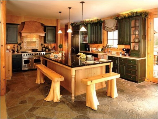 Kitchen Island With Bench Seating 55 incredible kitchen island ideas | ultimate home ideas