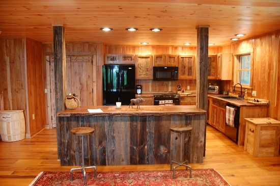Rustic kitchen island table Homemade Rustic Kitchen Island Table Kitchen Island Designs Loccie Better Homes Gardens Ideas 55 Incredible Kitchen Island Ideas Ultimate Home Ideas