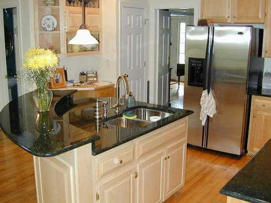 Kitchen Triangle With Island 55 incredible kitchen island ideas | ultimate home ideas