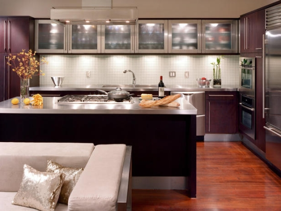 Kitchen island ideas