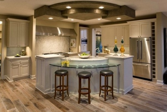 Unique Kitchen Island Unique 55 Incredible Kitchen Island Ideas  Ultimate Home Ideas Inspiration Design