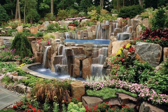 Rock And Stone Garden Decor Ideas