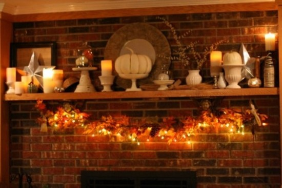 50 thanksgiving decoration ideas ultimate home ideas How to decorate your house for thanksgiving