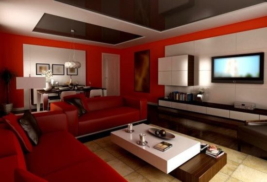 Living Room Decorating Ideas Red Walls 51 red living room ideas | ultimate home ideas