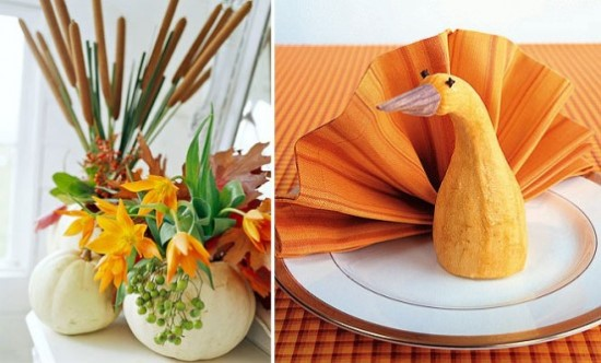 50 thanksgiving decoration ideas ultimate home ideas for Thanksgiving home ideas