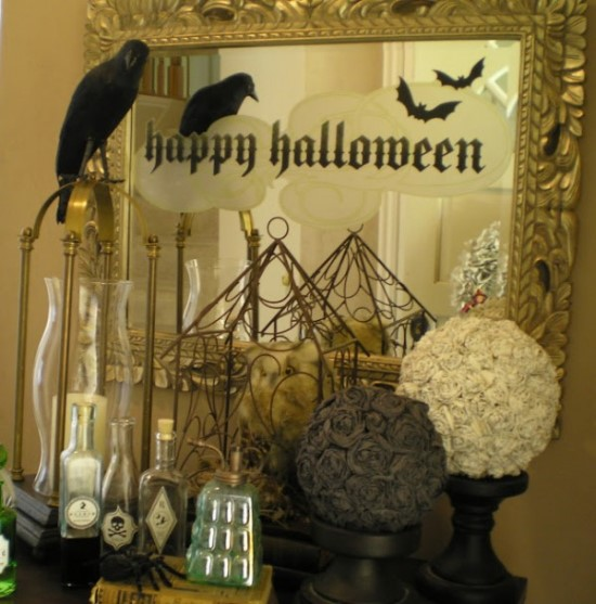 55 halloween party decorating ideas ultimate home ideas Scary halloween decorating ideas inside