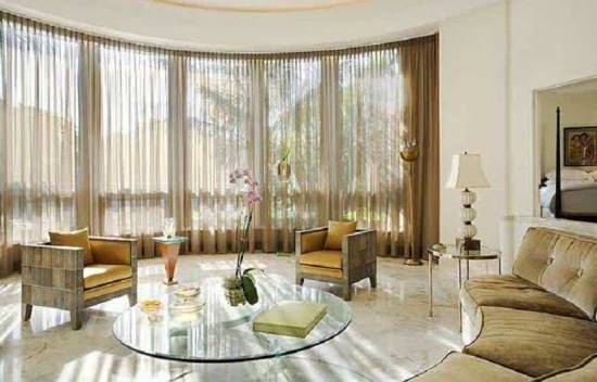 Lovely Sheer Curtain Ideas Part 4