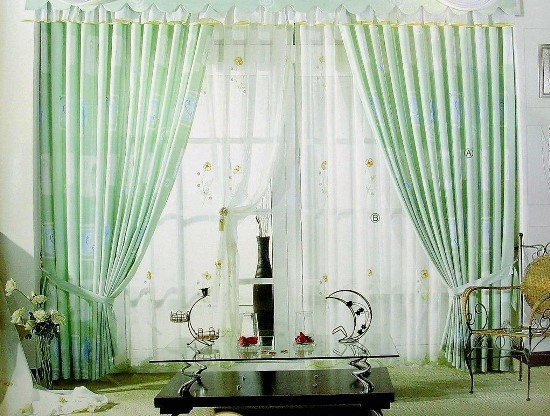 Awesome Curtain Designs For Living Room Images - Bikemag.us ...