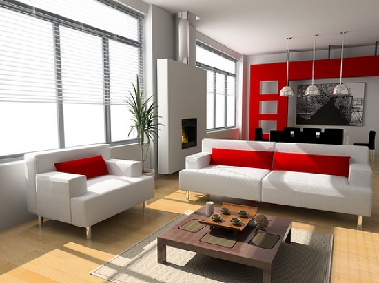 51 Red Living Room Ideas | Ultimate Home Ideas