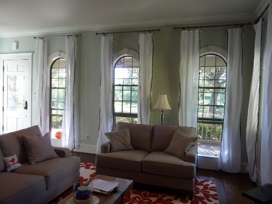 Sheer curtain ideas for living room ultimate home ideas - Curtains designs images ...
