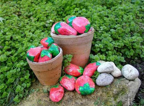 50 Garden Decorating Ideas Using Rocks And Stones