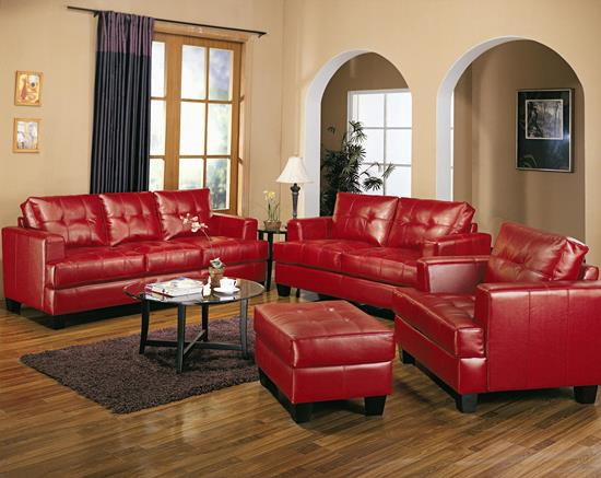 Red Living Room Ideas Part 27