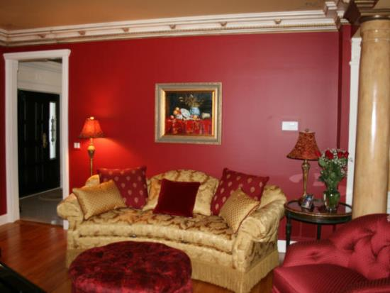 red wall living room. Red Living Room Ideas 51 Living Room Ideas  Ultimate Home