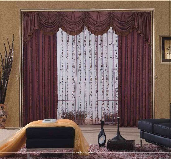 Sheer curtain ideas for living room ultimate home ideas for Curtain design for living room