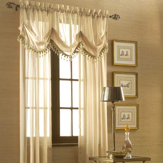 Perfect Sheer window curtains