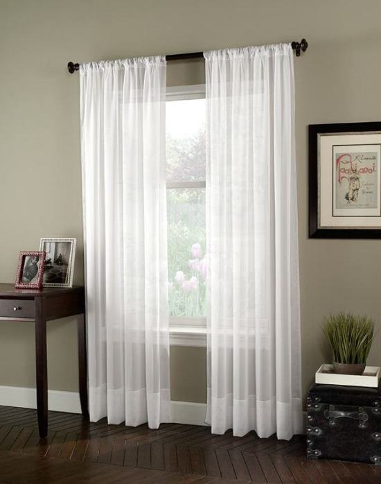 Sheer Panel Curtain Ideas Of Sheer Curtain Ideas For Living Room Ultimate Home Ideas